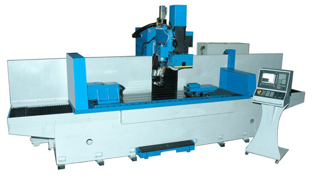 SURFACE & PROFILE GRINDING MACHINE WITH CNC ORSHA-60200