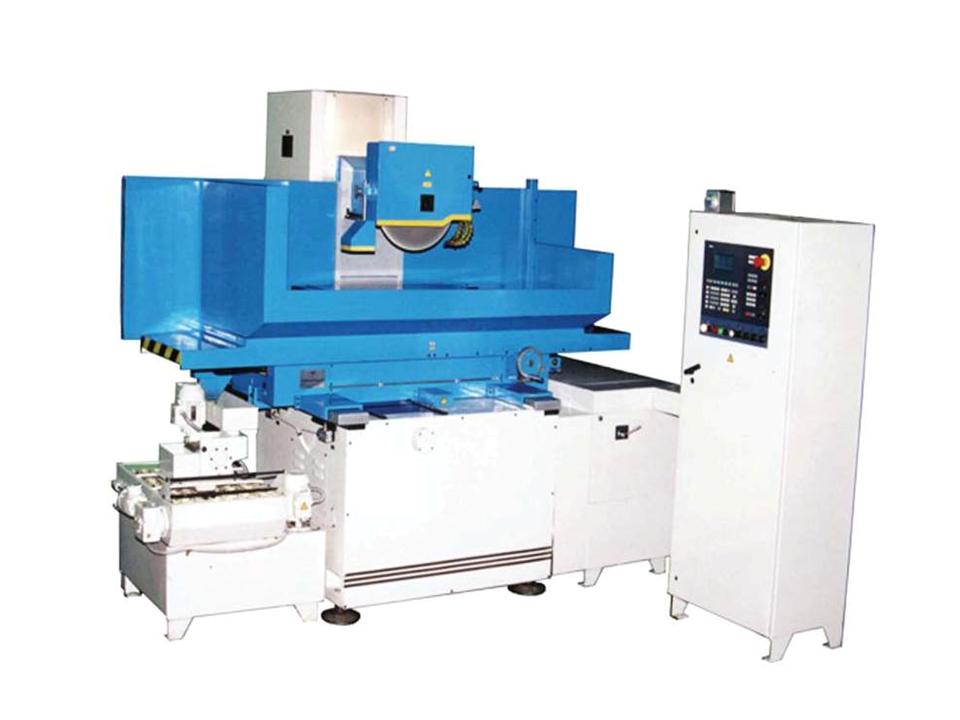 SURFACE & PROFILE GRINDING SEMIAUTOMATIC MACHINE WITH CNC OSH-620F3