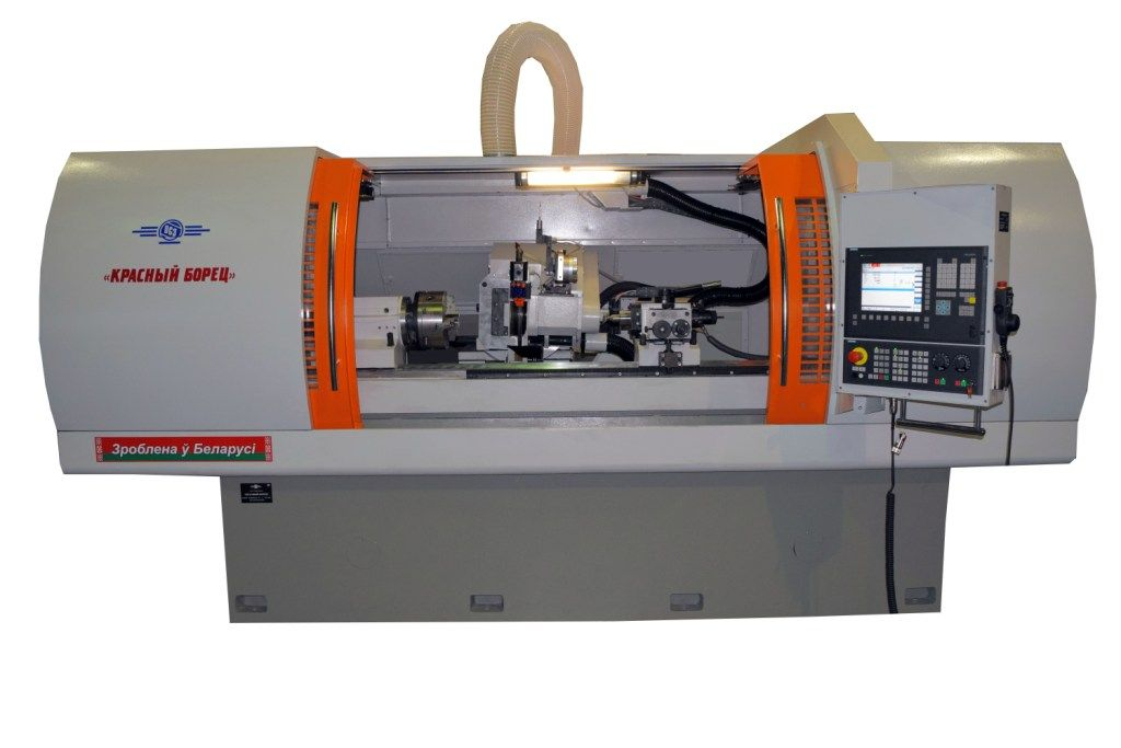THREAD GRINDING SEMIAUTOMATIC MACHINE WITH CNC OSH-633F3