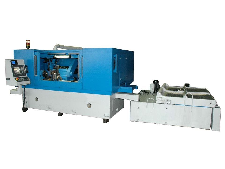 SEMIAUTOMATIC SPECIAL CIRCULAR GRINDING MACHINE  WITH CNC FOR  GRINDING  OF  CAMSHAFTS  CAMS OSH-600 F3