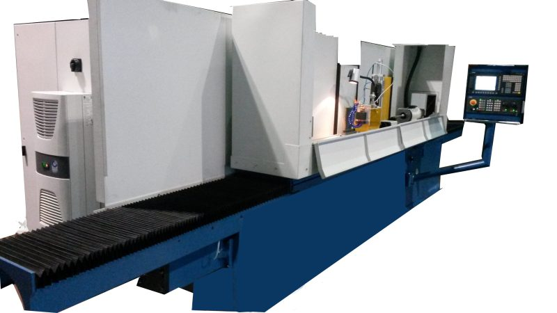CHURCHILL model SHC – spline grinding machine with CNC